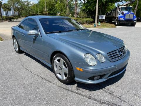 2005 Mercedes-Benz CL-Class for sale at Global Auto Exchange in Longwood FL