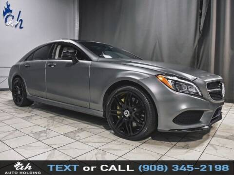 2018 Mercedes-Benz CLS for sale at AUTO HOLDING in Hillside NJ