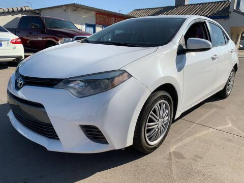 2016 Toyota Corolla for sale at Town and Country Motors in Mesa AZ