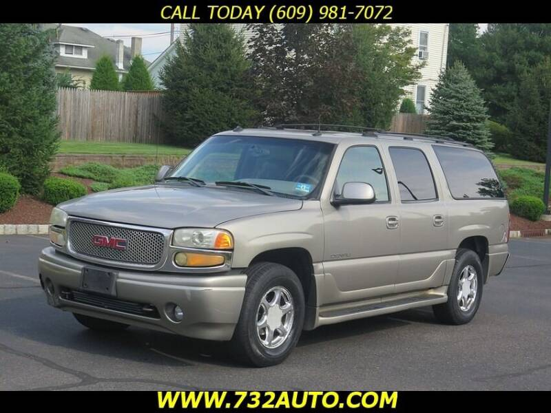 2003 GMC Yukon XL for sale at Absolute Auto Solutions in Hamilton NJ