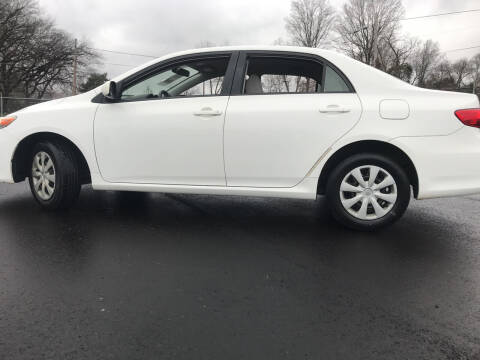 2011 Toyota Corolla for sale at Beckham's Used Cars in Milledgeville GA