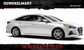 2018 Hyundai Sonata for sale at GOWHEELMART in Leesville LA