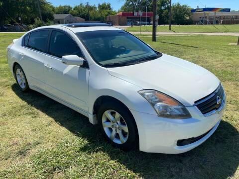 2007 Nissan Altima for sale at Texas Select Autos LLC in Mckinney TX