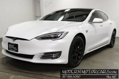 2020 Tesla Model S for sale at Modern Motorcars in Nixa MO