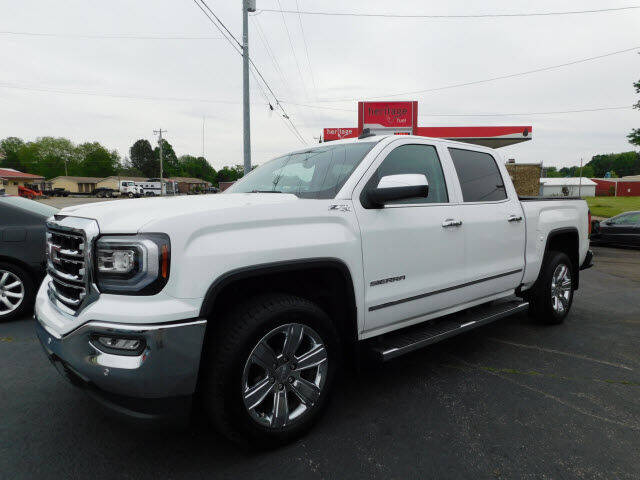 2018 GMC Sierra 1500 for sale at WOOD MOTOR COMPANY in Madison TN
