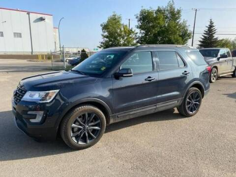 2017 Ford Explorer for sale at FAST LANE AUTOS in Spearfish SD