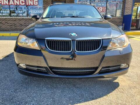 2006 BMW 3 Series for sale at R Tony Auto Sales in Clinton Township MI
