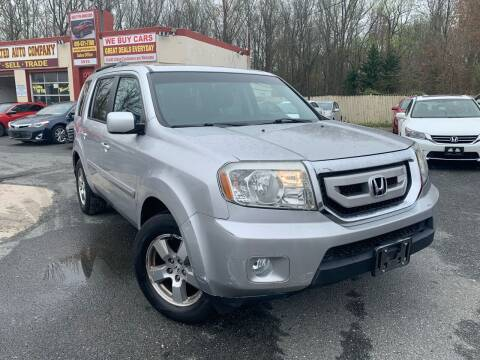 2011 Honda Pilot for sale at High Rated Auto Company in Abingdon MD
