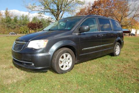 2013 Chrysler Town and Country for sale at New Hope Auto Sales in New Hope PA