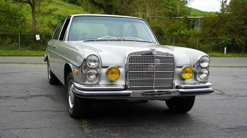 1969 Mercedes-Benz 300-Class for sale at Fiore Motors, Inc.  dba Fiore Motor Classics in Old Bethpage NY