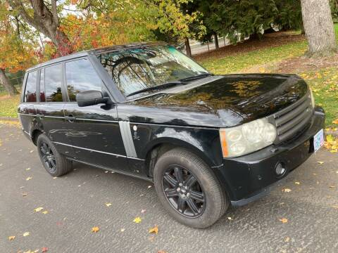 2006 Land Rover Range Rover for sale at Blue Line Auto Group in Portland OR