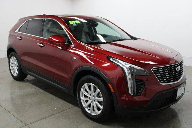 2019 Cadillac XT4 for sale at Bob Clapper Automotive, Inc in Janesville WI