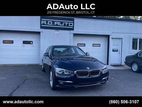 2016 BMW 3 Series for sale at ADAuto LLC in Bristol CT