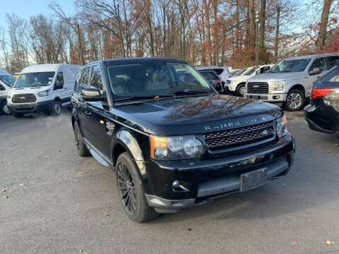 2012 Land Rover Range Rover Sport for sale at EMG AUTO SALES in Avenel NJ