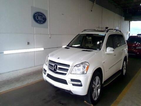 2012 Mercedes-Benz GL-Class for sale at Smart Chevrolet in Madison NC