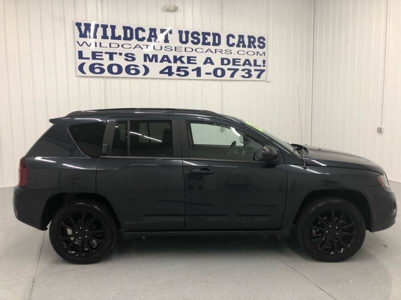 2015 Jeep Compass for sale at Wildcat Used Cars in Somerset KY
