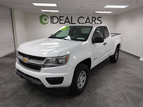 2018 Chevrolet Colorado for sale at Ideal Cars Apache Junction in Apache Junction AZ