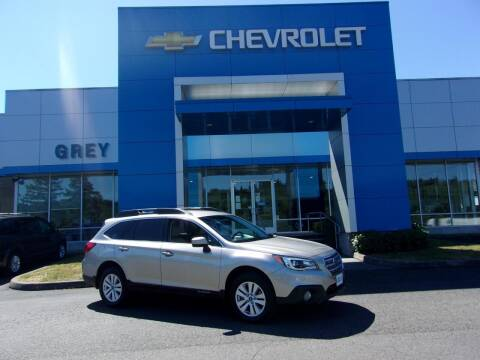 2016 Subaru Outback for sale at Grey Chevrolet, Inc. in Port Orchard WA