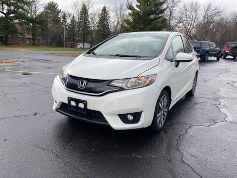 2017 Honda Fit for sale at Northstar Auto Sales LLC in Ham Lake MN