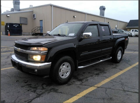 2005 Chevrolet Colorado for sale at South Point Auto Plaza, Inc. in Albany NY