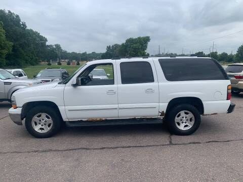 2005 Chevrolet Suburban for sale at Iowa Auto Sales, Inc in Sioux City IA