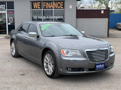 2011 Chrysler 300 for sale at Stanley Direct Auto in Mesquite TX