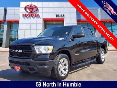 2019 RAM Ram Pickup 1500 for sale at TEJAS TOYOTA in Humble TX