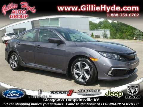 2020 Honda Civic for sale at Gillie Hyde Auto Group in Glasgow KY