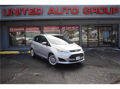 2017 Ford C-MAX Energi for sale at United Auto Group in Putnam CT