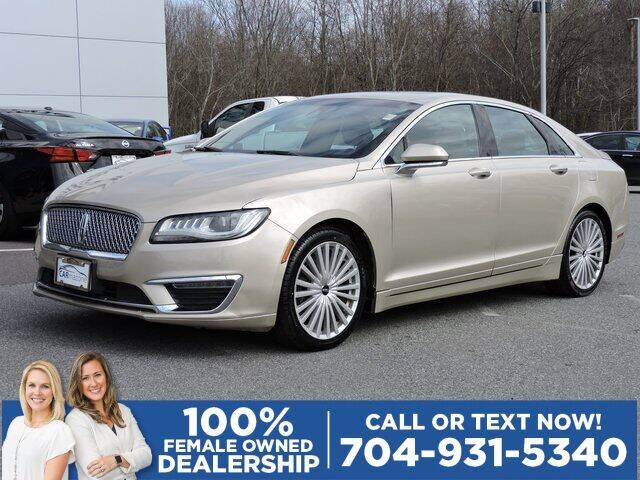 2017 Lincoln MKZ for sale in Salisbury, NC