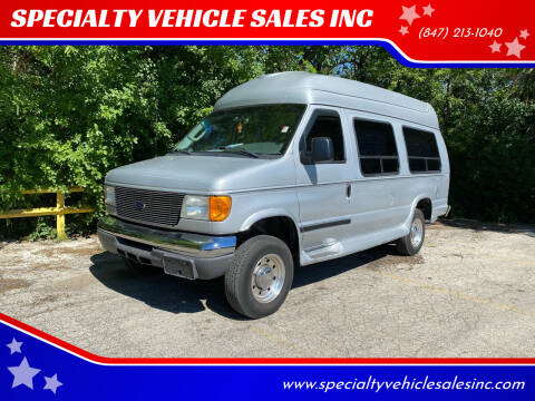 2006 Ford E-Series Chassis for sale at SPECIALTY VEHICLE SALES INC in Skokie IL