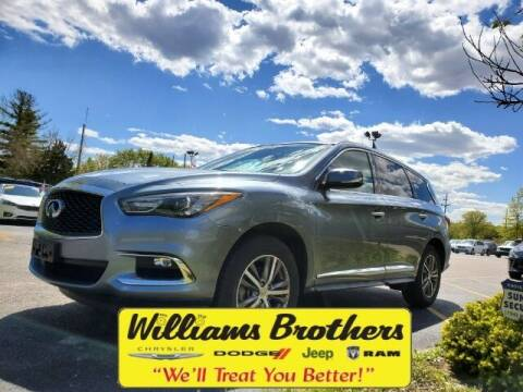 2019 Infiniti QX60 for sale at Williams Brothers - Pre-Owned Monroe in Monroe MI