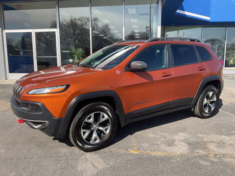 2016 Jeep Cherokee for sale at A 1 Motors in Monroe MI