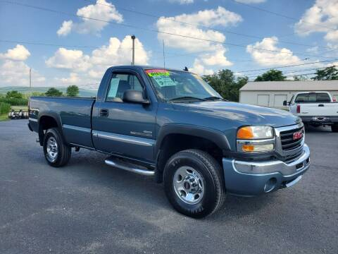 2006 GMC Sierra 2500HD for sale at SOUTH MOUNTAIN AUTO SALES in Shippensburg PA