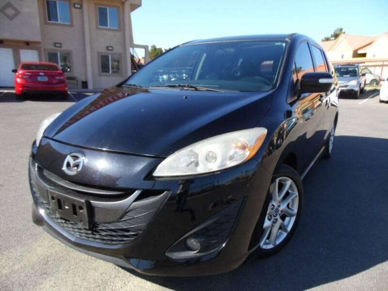 2014 Mazda MAZDA5 for sale at Best Auto Buy in Las Vegas NV