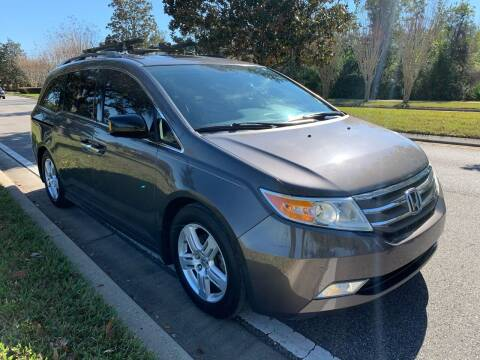 2013 Honda Odyssey for sale at Perfection Motors in Orlando FL