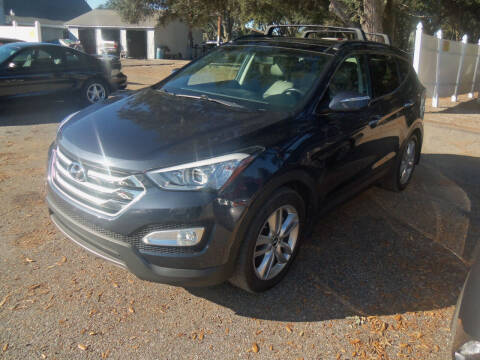 2015 Hyundai Santa Fe Sport for sale at ORANGE PARK AUTO in Jacksonville FL