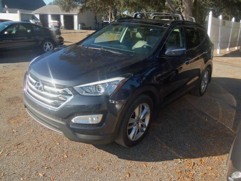 2015 Hyundai Santa Fe Sport for sale at ORANGE PARK AUTO in Jacksonville FL