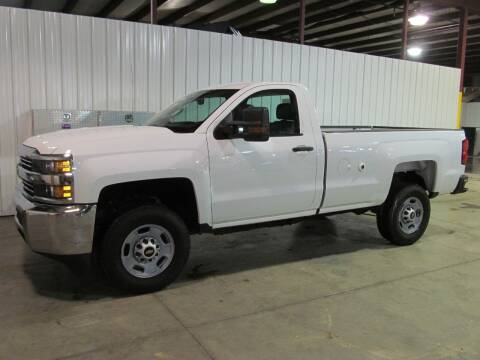 2015 Chevrolet Silverado 2500HD for sale at Flaherty's Hi-Tech Motorwerks in Albert Lea MN