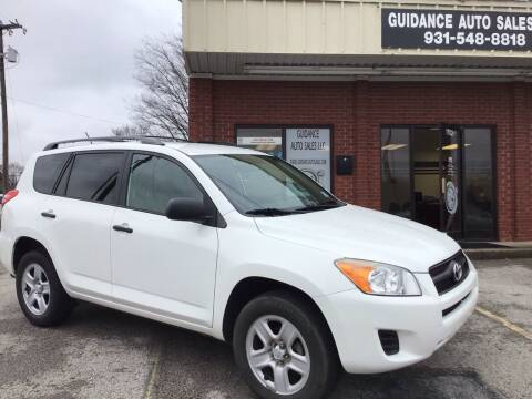 2010 Toyota RAV4 for sale at Guidance Auto Sales LLC in Columbia TN