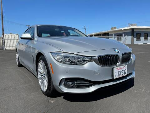 2015 BMW 4 Series for sale at Approved Autos in Sacramento CA