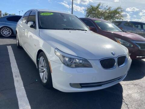 2010 BMW 5 Series for sale at Mike Auto Sales in West Palm Beach FL