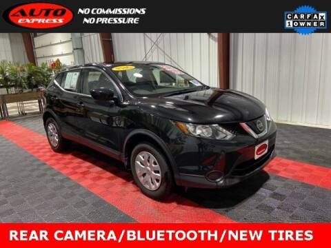 2019 Nissan Rogue Sport for sale at Auto Express in Lafayette IN