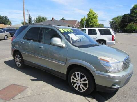 2004 Buick Rendezvous for sale at Car Link Auto Sales LLC in Marysville WA