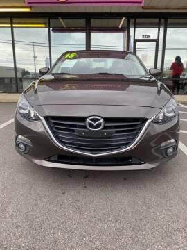2015 Mazda MAZDA3 for sale at East Carolina Auto Exchange in Greenville NC