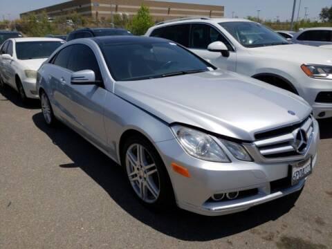 2010 Mercedes-Benz E-Class for sale at REVEURO in Las Vegas NV