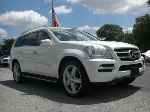 2012 Mercedes-Benz GL-Class for sale at Manquen Automotive in Simpsonville SC