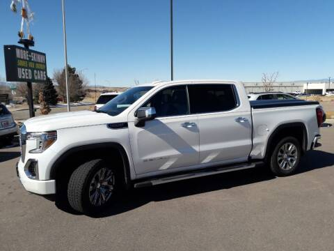 2019 GMC Sierra 1500 for sale at More-Skinny Used Cars in Pueblo CO
