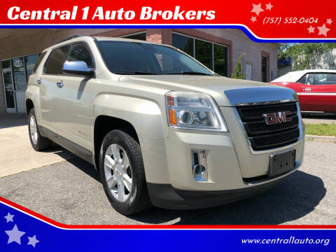 2013 GMC Terrain for sale at Central 1 Auto Brokers in Virginia Beach VA