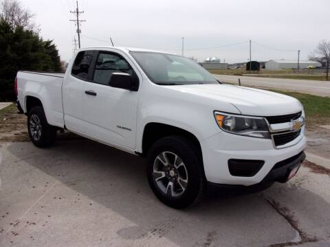 2016 Chevrolet Colorado for sale at CHUCK ROGERS AUTO LLC in Tekamah NE